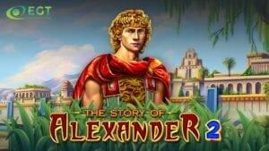 The Story of Alexander II slot EGT