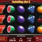 twinkling hot 5 slot fazi