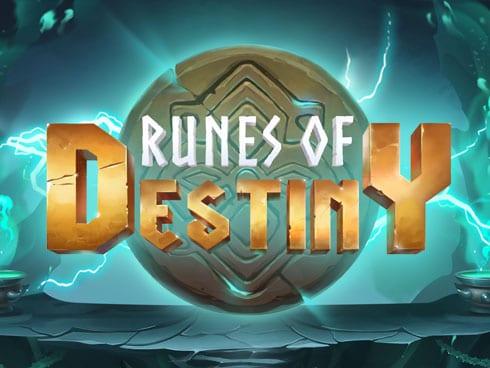 runes of destiny, la nouvelle machine à sous du fournisseur de jeu evoplay