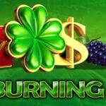 100 Burning Hot slot EGT Interactive