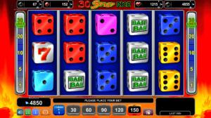 30 spicy dice egt slot