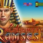 Slot 40 Almighty Ramses II EGT
