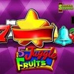 slot video 5 Juggle Fruits EGT