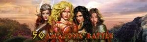 50 Amazons' Battle slot egt