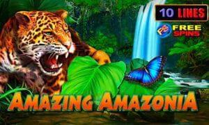 Amazing Amazonia Slot EGT Interactive