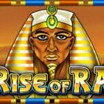 Rise of Ra Egypt Quest Egt Interactive Slot