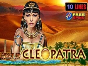 Slot Grace of Cleaopatra EGT Interactive