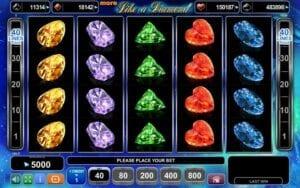 Machine à sous More Like a Diamond