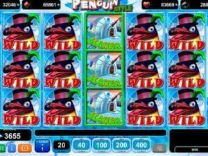 Machine à sous Penguin Style EGT Interactive
