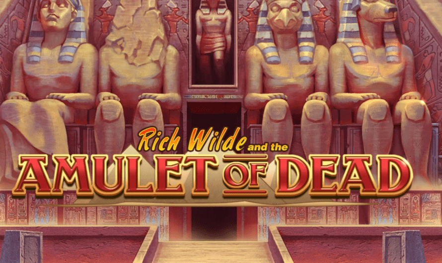 Rich Wilde and The Amulet of the Dead