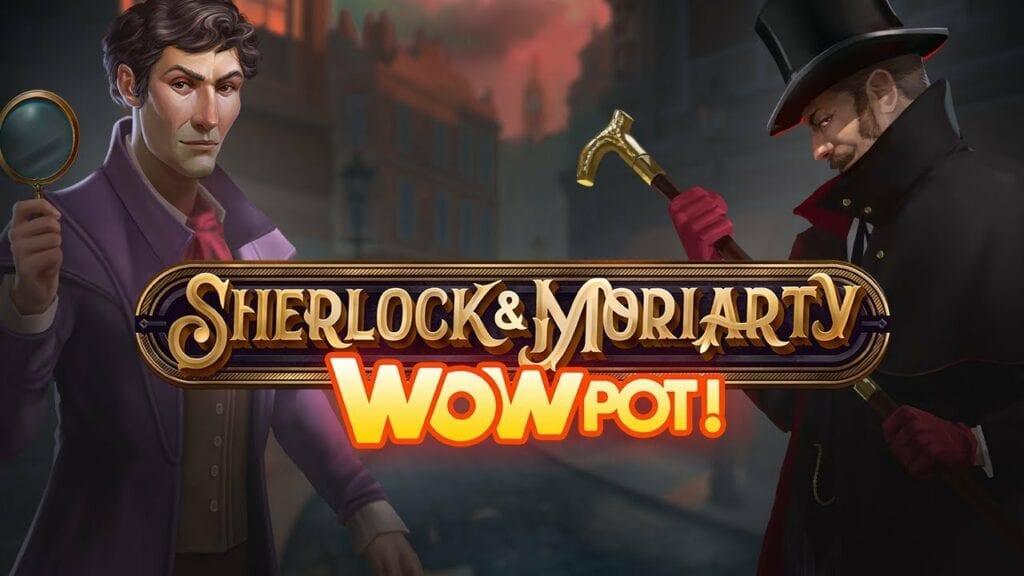 Sherlock & Moriarty WowPot