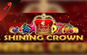 Slot vidéo Shining Crown EGT interactive