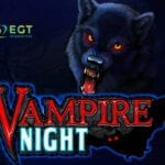 machine à sous Vampire Night EGT