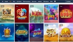 Casino Scatter jeux