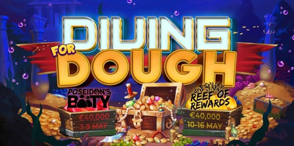 diving for dough yggdrasil