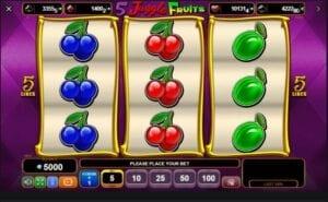 egt interactive 5 juggle fruits
