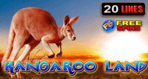 kangaroo land slot egt