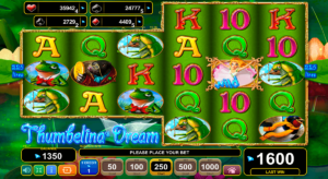 thumbelinas dream slot egt