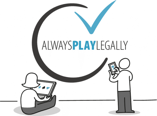 Always Play Legally Belgique