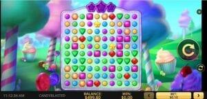 Machine à sous Candy Blasted de High 5 Games