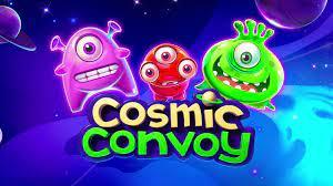 Cosmic Convoy high 5 games