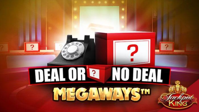 Deal or No Deal Megaways blueprint