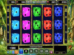 slot Dice of Magic EGT Interactive