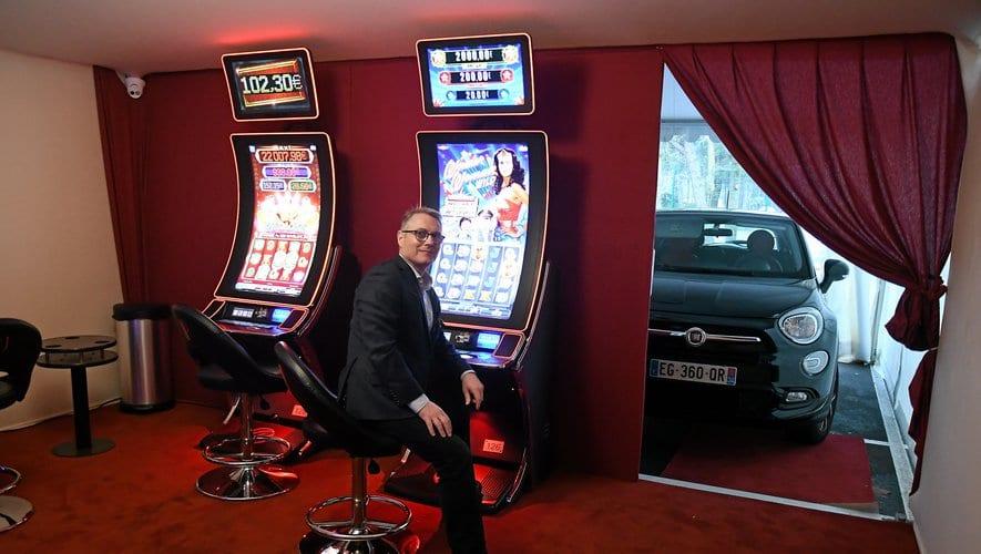 Grande-Motte casino drive