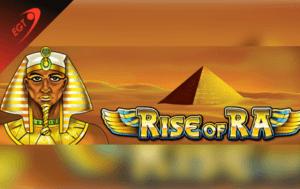Rise of Ra Slot EGT Interactive