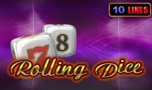 Slot Rolling Dice EGT