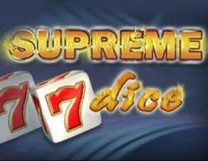 Slot Supreme Dice EGT Interactive