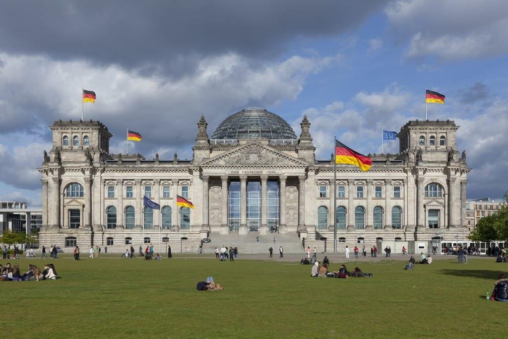 Bundestag Allemagne