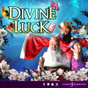 divine luck slot high 5 games