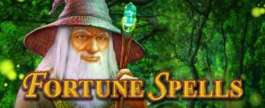 fortune spells slot egt