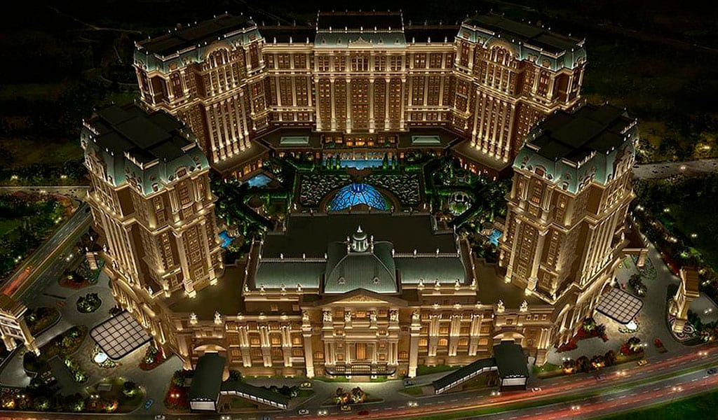 grand lisboa palace macao