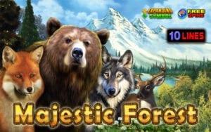 majestic forest slot egt