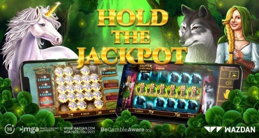 wazdan hold the jackpot