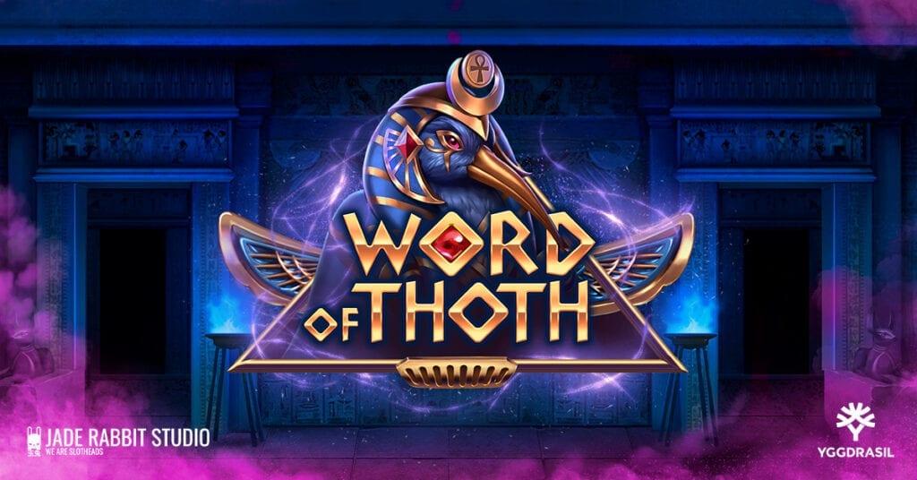 word of thoth yggdrasil