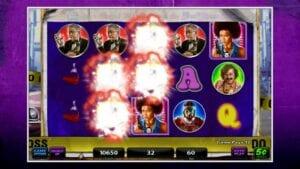 Machine à sous Foxy Dynamite High 5 Games