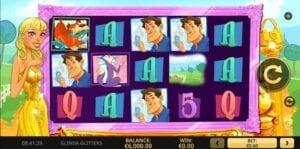 Glinda Glitters high 5 games
