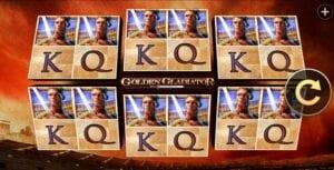 Golden Gladiator high 5 games