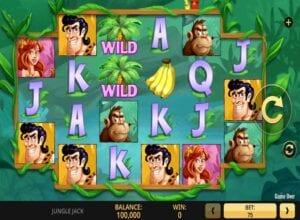 Machine à sous Jungle Jack High 5 Games