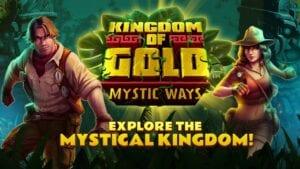 Kingdom of Gold Mystic Ways slot high 5 games