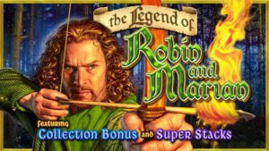 Legend of Robin and Marian machine a sous high 5 games