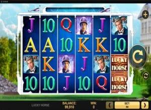 Slot vidéo Lucky Horse High 5 Games