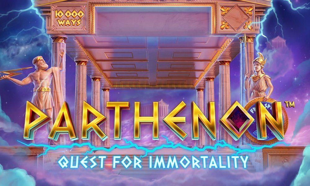Parthenon: Quest for Immortality NetEnt