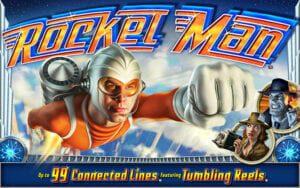 Slot vidéo Rocket Man High 5 Games