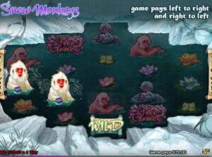 Slot vidéo Snow Monkeys High 5 Games