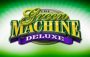 the green machine deluxe slot high 5 games