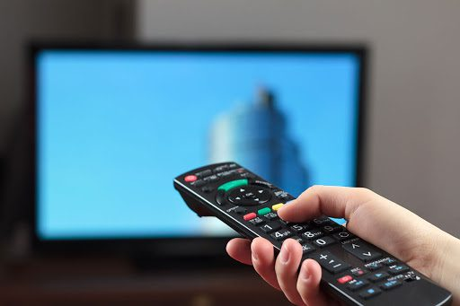 tv télécommande